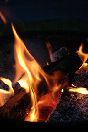 campfire Stock Photo - 5220805