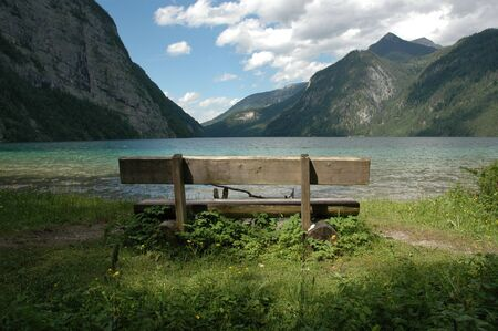 The Königssee famous place in Bavaria