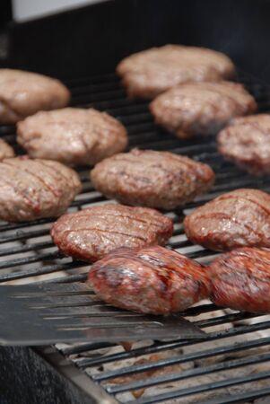 BBQ Hamburger