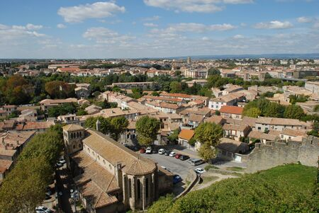 Overviewing Carcassonne
