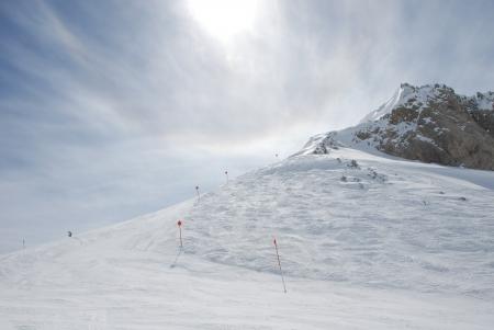 Scbindler Peak in Arlberg Stock Photo - 20252584