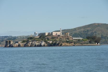 break out of prison: Alcatraz