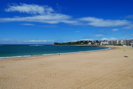 Beach at St. Jean de Luz