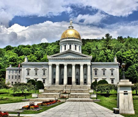 Montpelier State Capital building