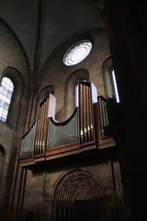 pipe organ: Mainz cathedral pipe organ