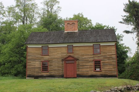 Old home built in the 1700 s photo