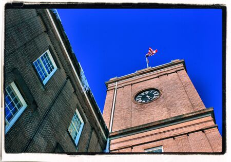 The Springfield Armory National Historical Site Stock Photo - 26205100