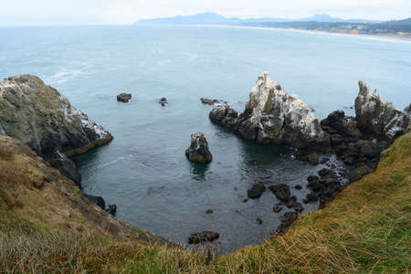 byway: Rocky cove