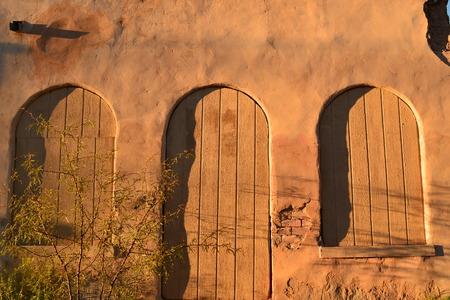 Windows and door Adobe style
