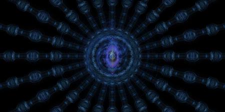 psyche: psyche eye Stock Photo