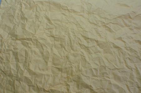 crinkles: reuse paper