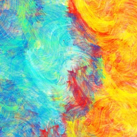 verschmieren: Abstract Aquarell Hintergrund