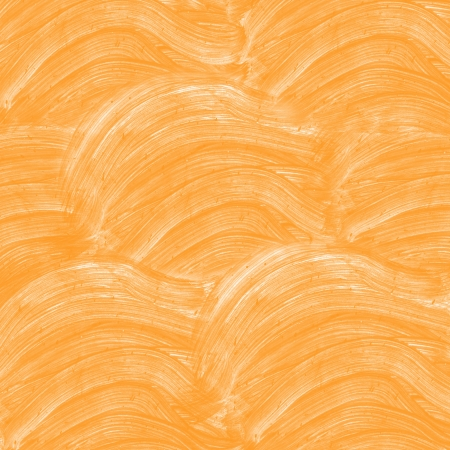 smirch: Abstract orange watercolor background Stock Photo