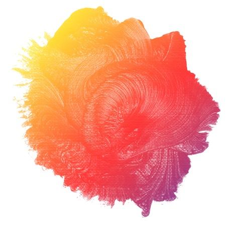 splash sinas: Abstract aquarel hand beschilderde achtergrond Stockfoto