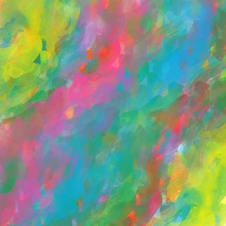 degraded: colorful Abstract water color art hand paint background Stock Photo