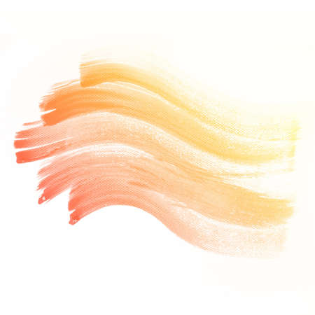 degraded: colorful Abstract water color art hand paint on white background