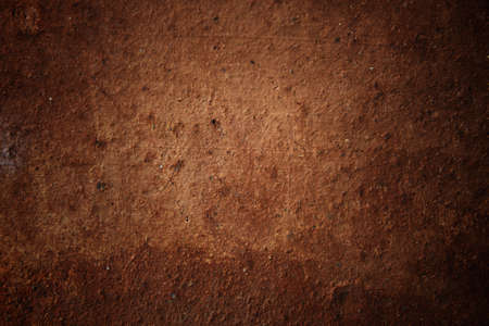Brown rough wall background or texture Stock Photo - 14716749
