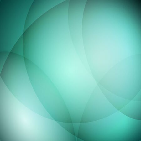 green background: Abstract green light background