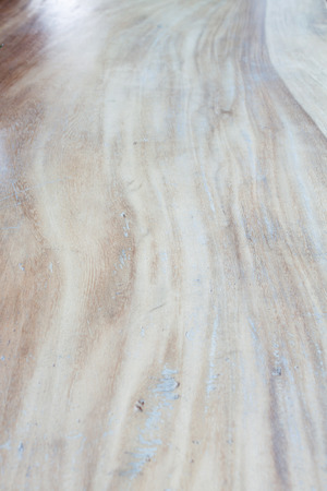 table surface: Perspective closeup wooden table surface, stock photo Stock Photo
