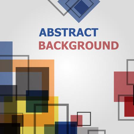 Abstract minimal geometric pattern design, stock vector