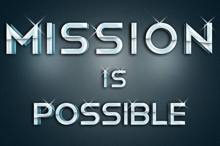 Mission is Possible Stock Photo - 12638654