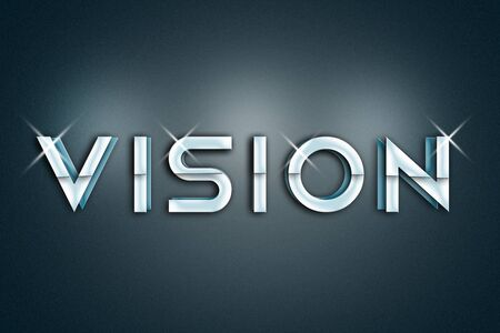 team vision: Vision Stock Photo