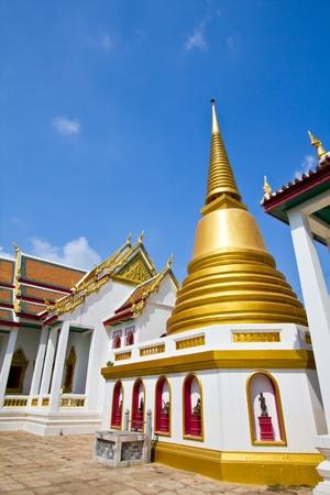 Temple, Ayutthaya, Thailand Stock Photo - 13069783