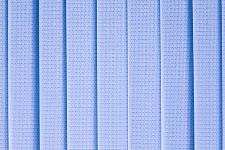 polyester: curtain window stripes that have the light passes through