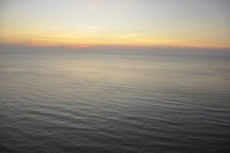 sunrise in Hua Hin, Thailand