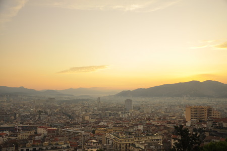 sunrise, Marseille
