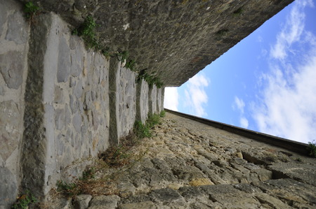 stairway to heaven, Carcassonne