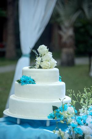 cake tier: wedding cake