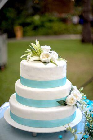 allegory painting: wedding cake