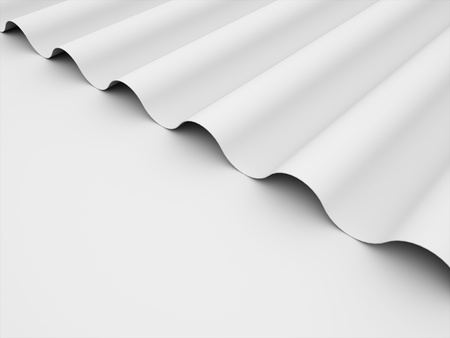 Abstract wave metal concept black and white Stock Photo - 20764389