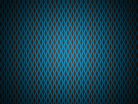 Blue mesh background rendered photo