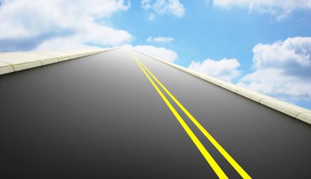 空のレンダリングへの道