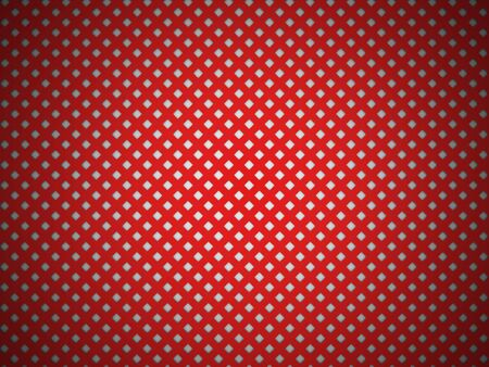 mesh: Red mesh background rendered Stock Photo
