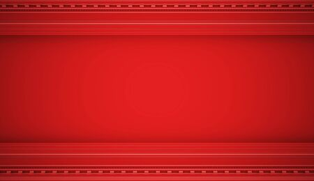 background image: Red vintage concept wall rendered