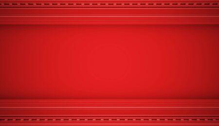 fond de texte: Red Wall concept cru rendu