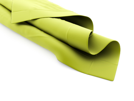 Abstract satin cloth concept rendered Stock Photo