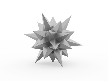 burnish: Abstract stars background rendered