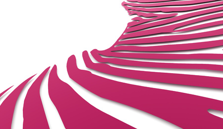 twist: Pink abstract twist light lines background.