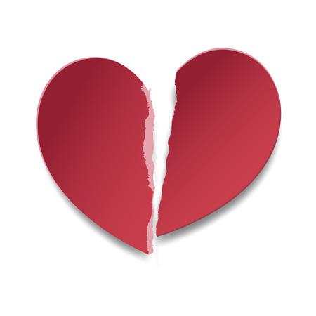 Heartbreak, end of love