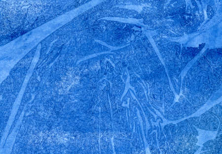 abstract blue watercolor background   photo