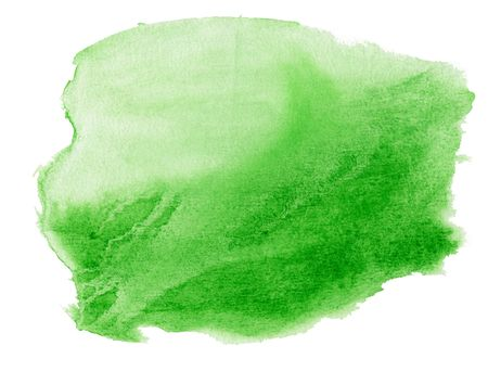 abstract green watercolor background  photo