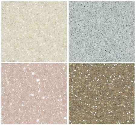 ceramics: Raccolta di close up colpi di un marmo