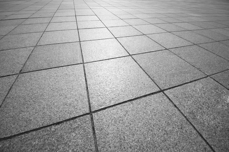 Background texture of tiled ground photo