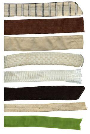 textile stripes set for your design Stock Photo - 10628433