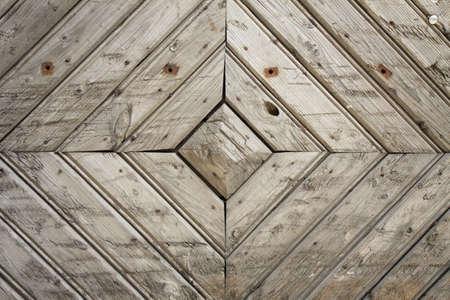 wood carving door: Grunge Wood Background of old wood door