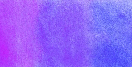 watercolor technique: abstract purple and blue watercolor background